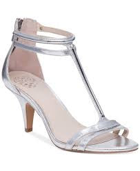 Vince Camuto Mitzy Dress Sandals Silver