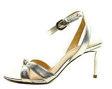 Michael Kors Maxwell Mid Sandal Pale Gold 10M