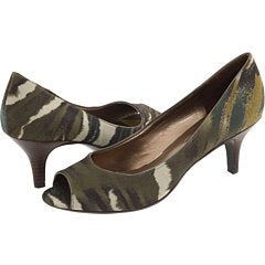 Bandolino Women's Shelley Open Toe Pump