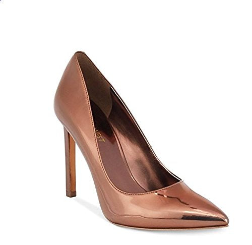 Nine West Tatiana Bronze Womens Heel 9M