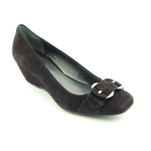 Alfani Val Brown Wedges Shoes Womens SZ 6.5
