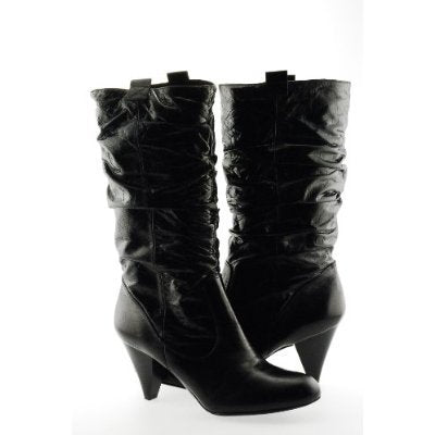 International Concepts Women's Terry Mid Calf Boot