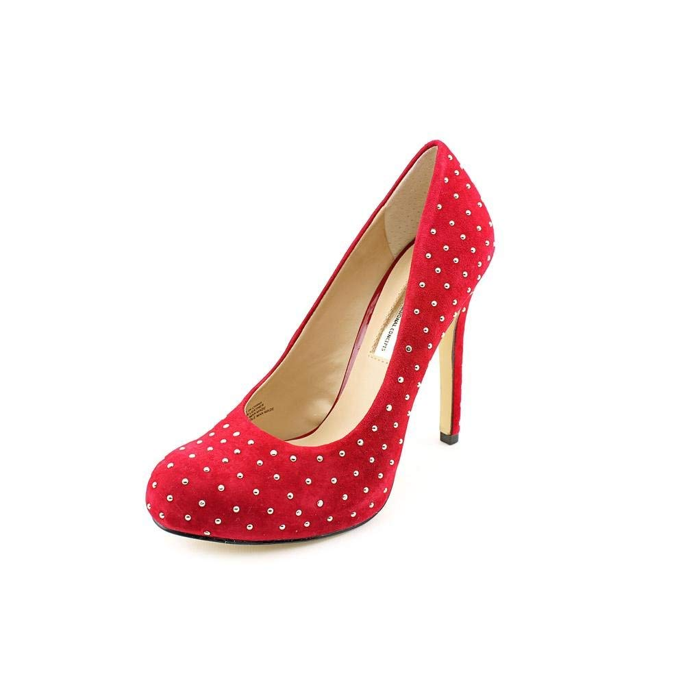 INC Lilley Red Womens Shoes