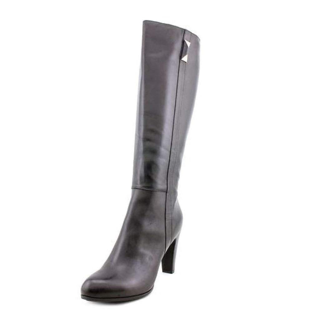 Alfani Skylarr Womens Leather Fashion Knee-High Boots