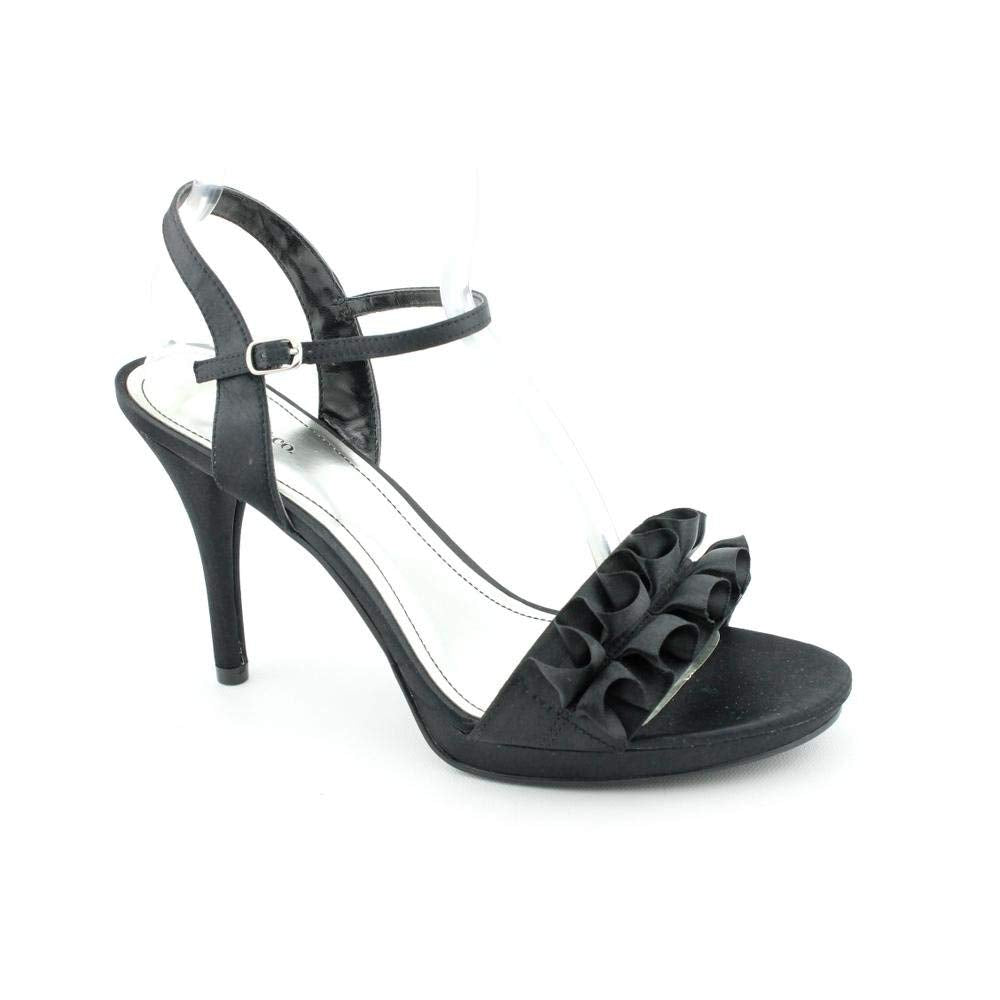 Style & Co. Women's Hottie Evening Sandal (9, Black)