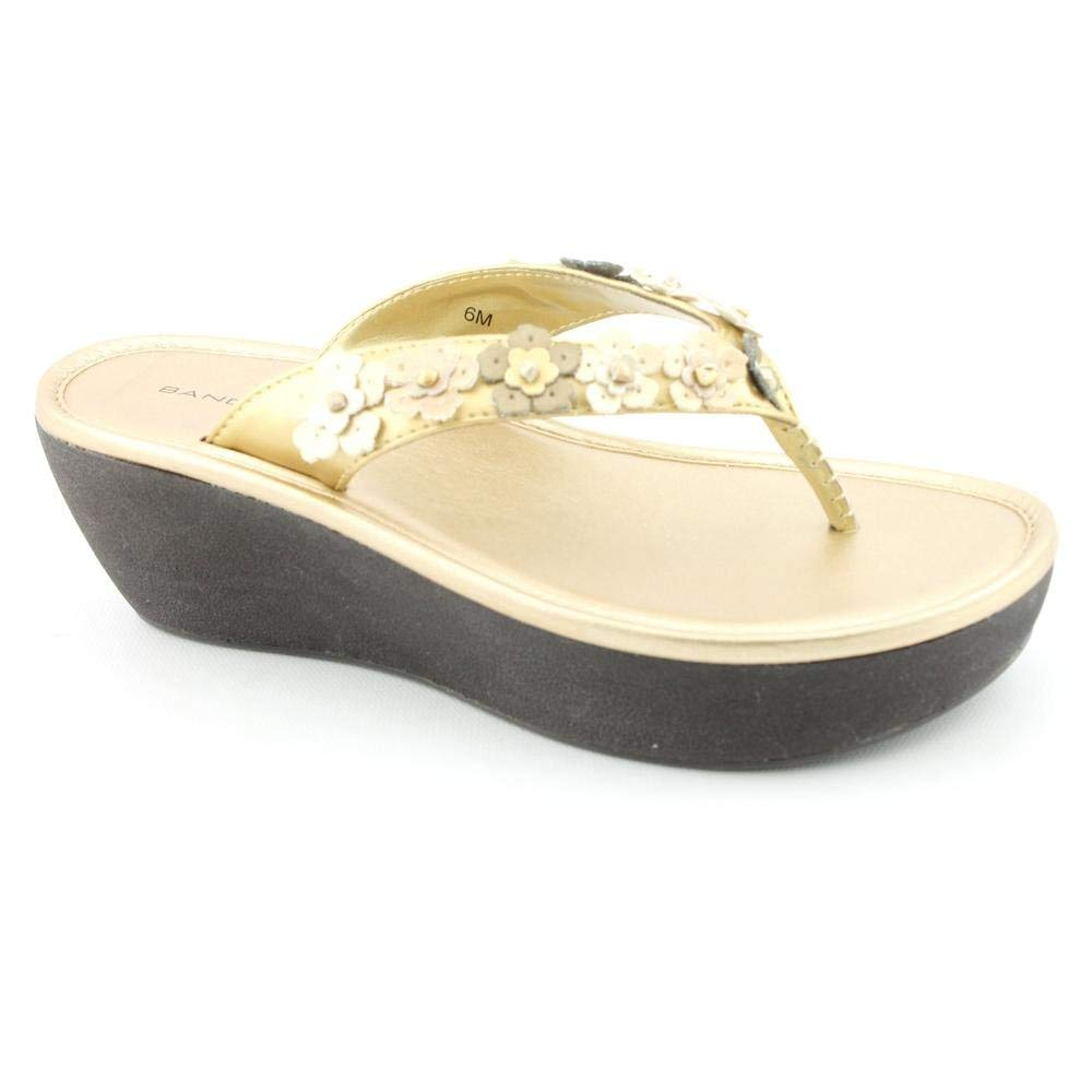 BANDOLINO Women's Barrington (Gold Multi 9.5 M)