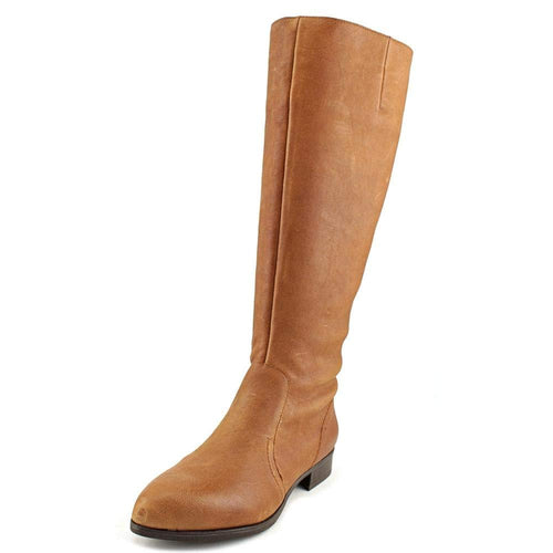 Nine West Nicolah Women US 7.5 Brown Knee High Boot