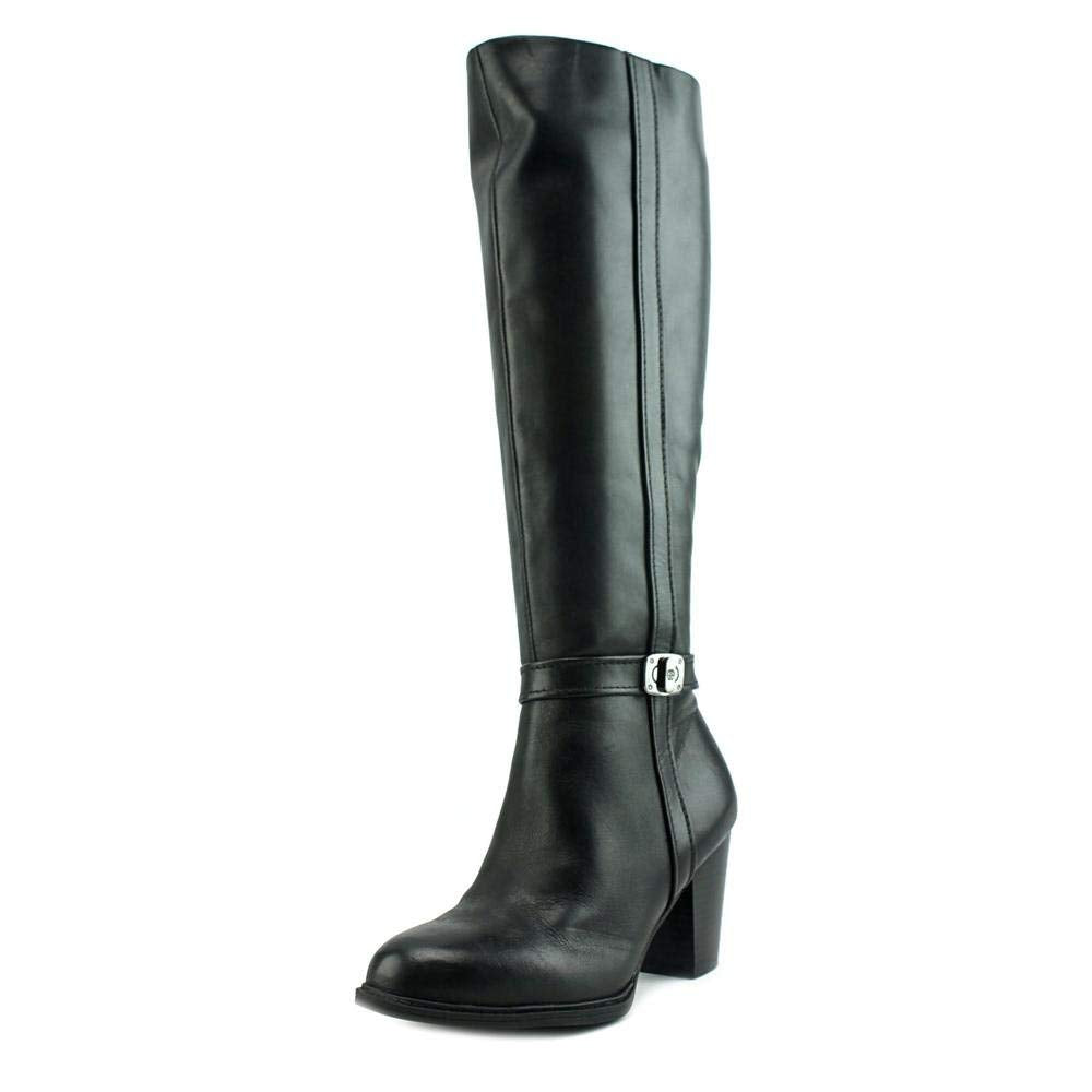 Giani Bernini Raiven Women US 10.5 Black Knee High Boot