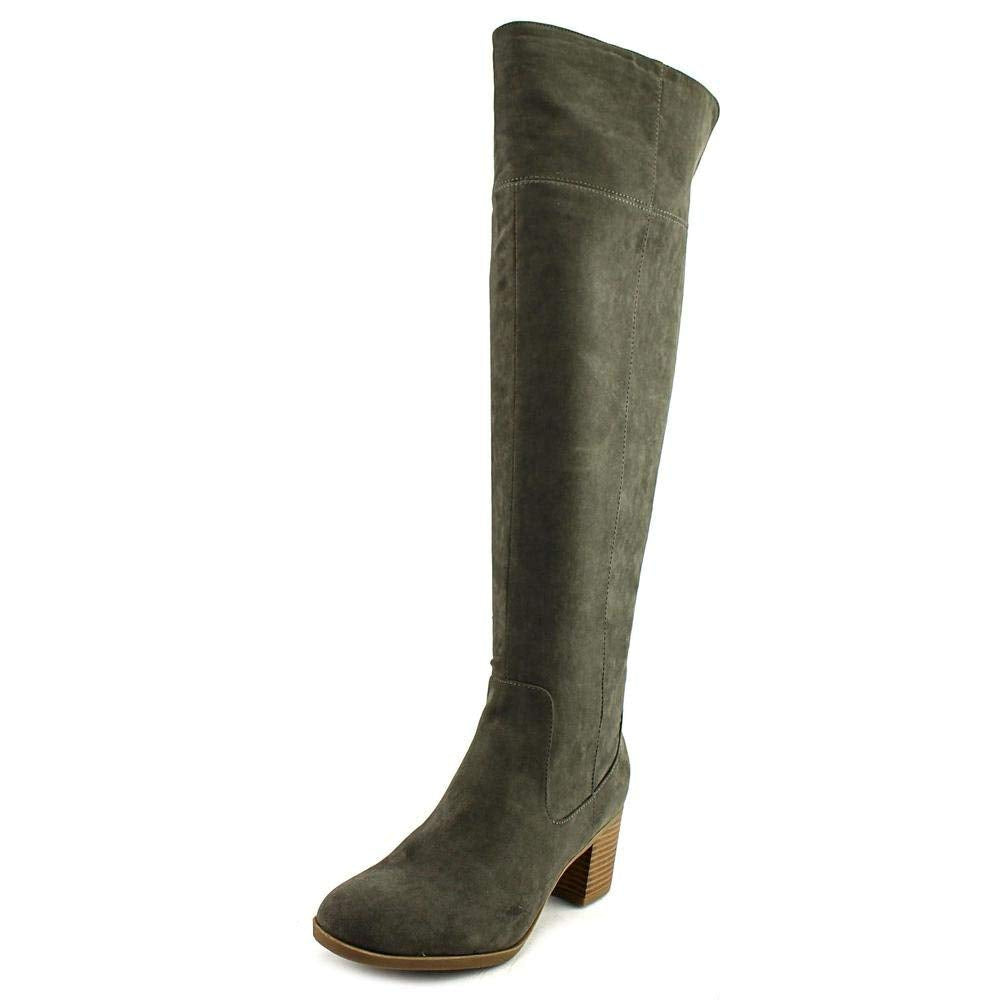 Indigo Rd. Womens Oneal Almond Toe Knee High Fashion Boots