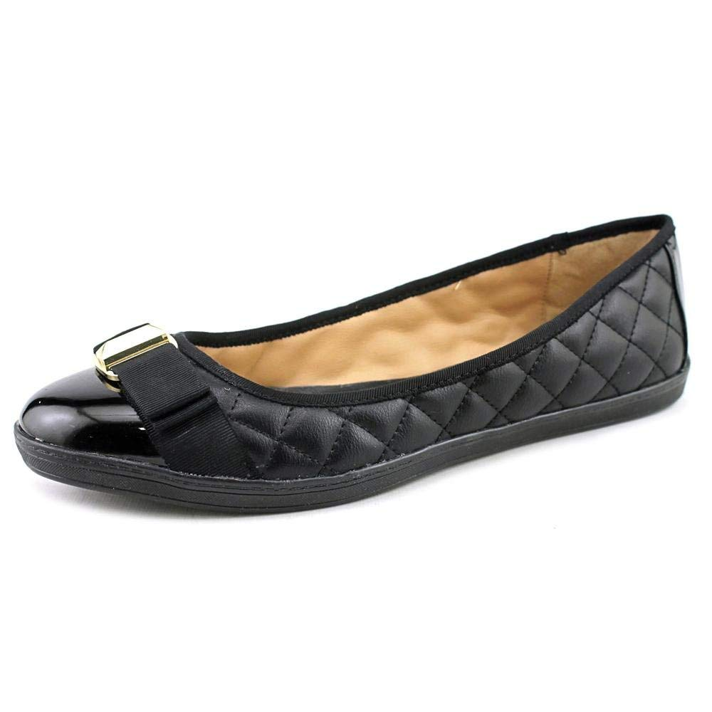 Alfani Arrgent Women US 7.5 Black Flats