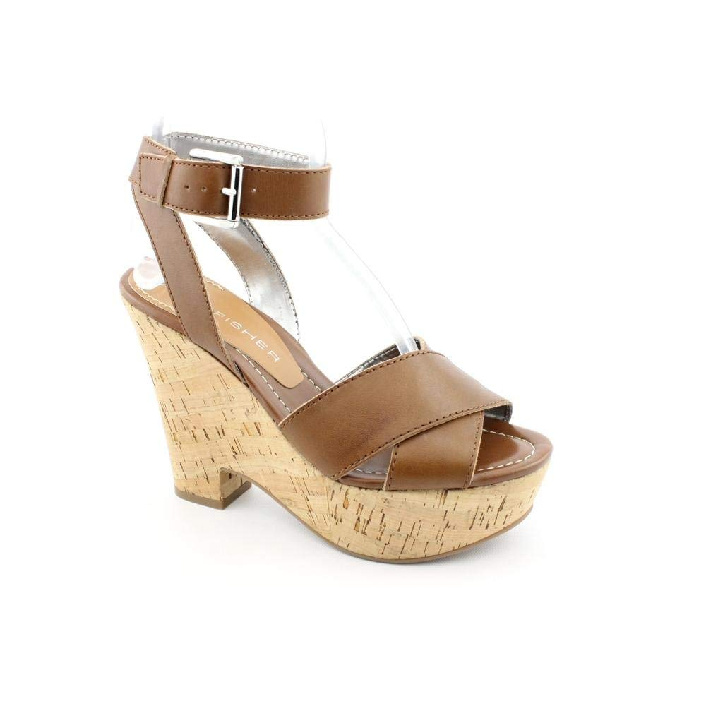 Marc Fisher Sabina Ankle Strap Platform Sandals