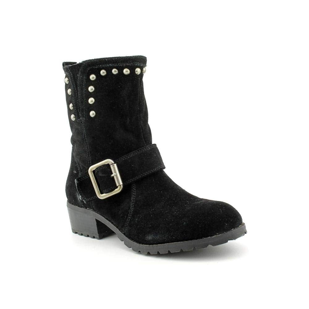 INC International Concepts Henry Women US 6 Black Mid Calf Boot