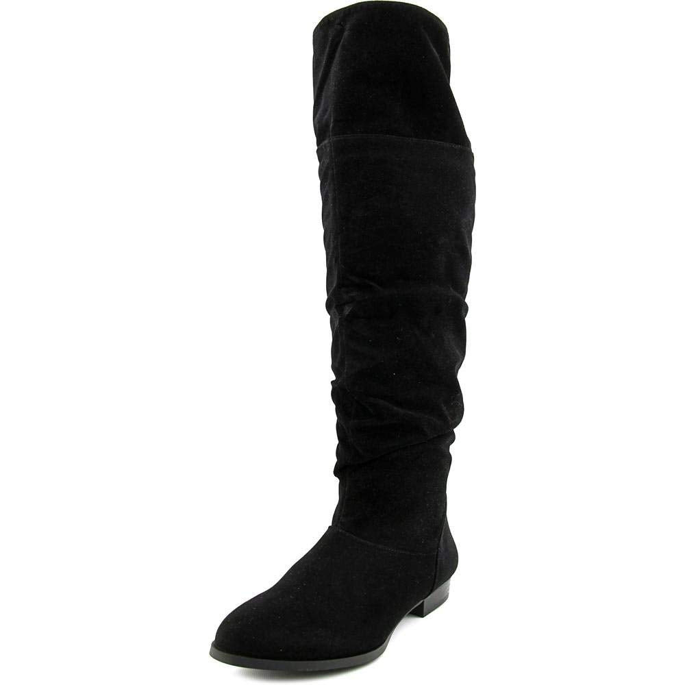 Style & Co. Womens Tiriza Closed Toe Mid-Calf Fashion Boots, Black, Size 9.0