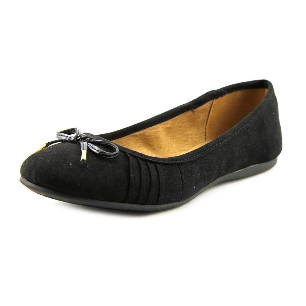 Style & Co. Womens Addia Almond Toe Ballet Flats