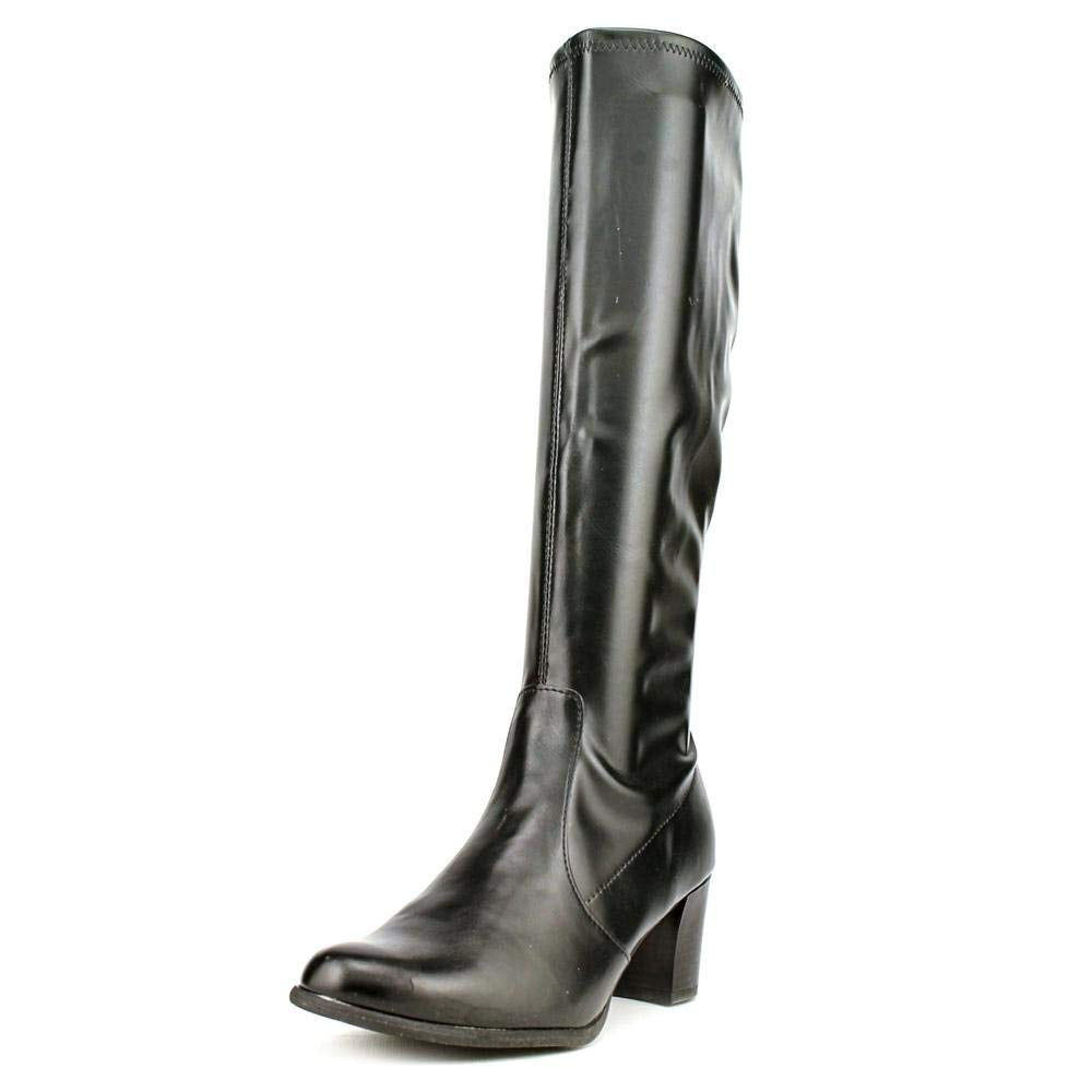 Karen Scott Women's Lucca Mid Calf Boot, Black, Size 5.5