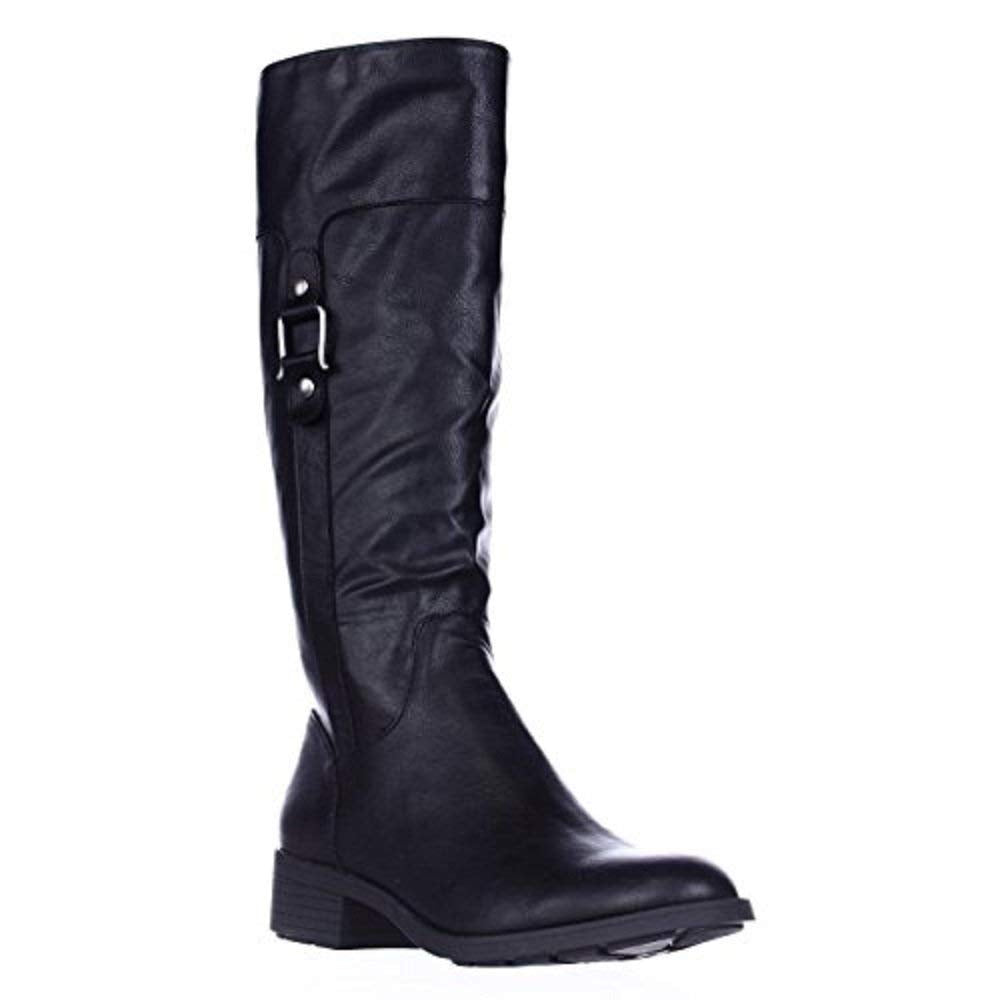 Style & Co. Astarie Riding Boots Black 5.5M
