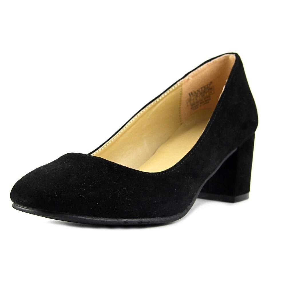 Wanted Shoes Womens Amelia Closed Toe Classic Pumps