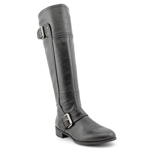 Nine West Vermillion Knee-High Boots - Black2, Black, Size 5.5