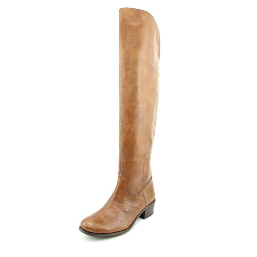 I-N-C International Concepts Beverley Over-The-Knee Boot Cognac Women's 6.5 M US