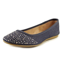 Style & Co. Womens Angelynn Closed Toe Slide Flats