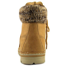 White Mountain Womens Kansas Fabric Closed Toe Ankle Fashion Boots