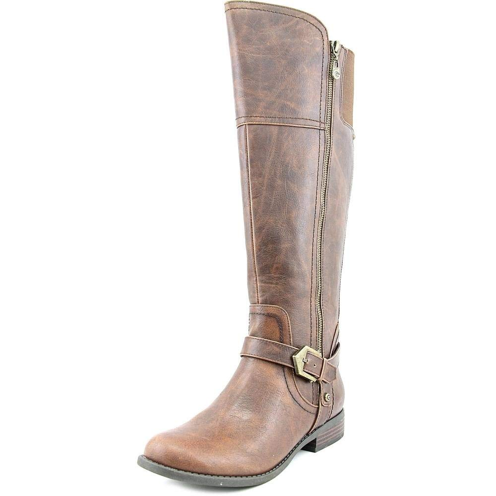 G by Guess Hailee Women Brown Knee High Boot