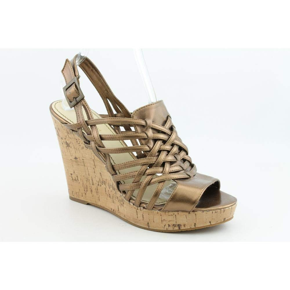 Enzo Angiolini Women's Muffin Wedge