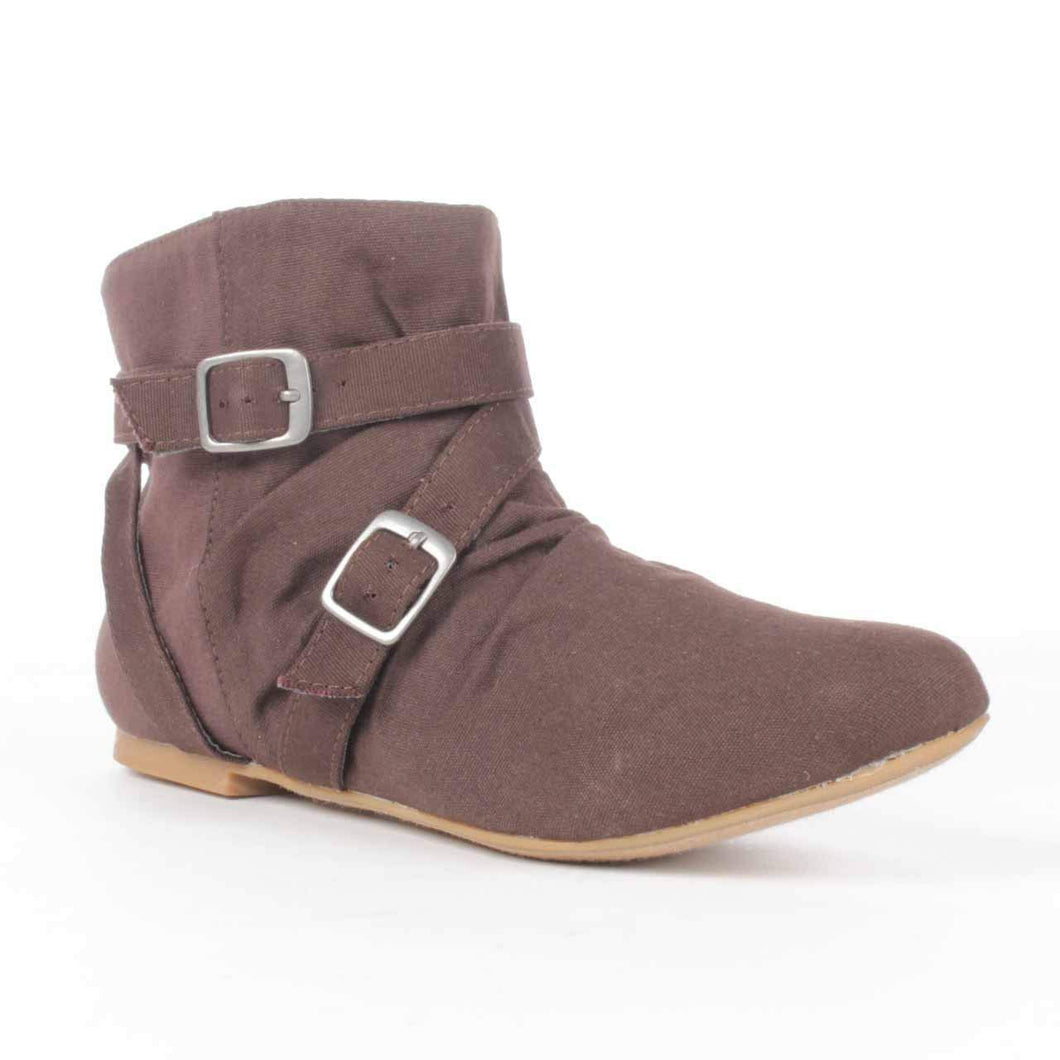 Material Girl Women's Saber Ankle Boot