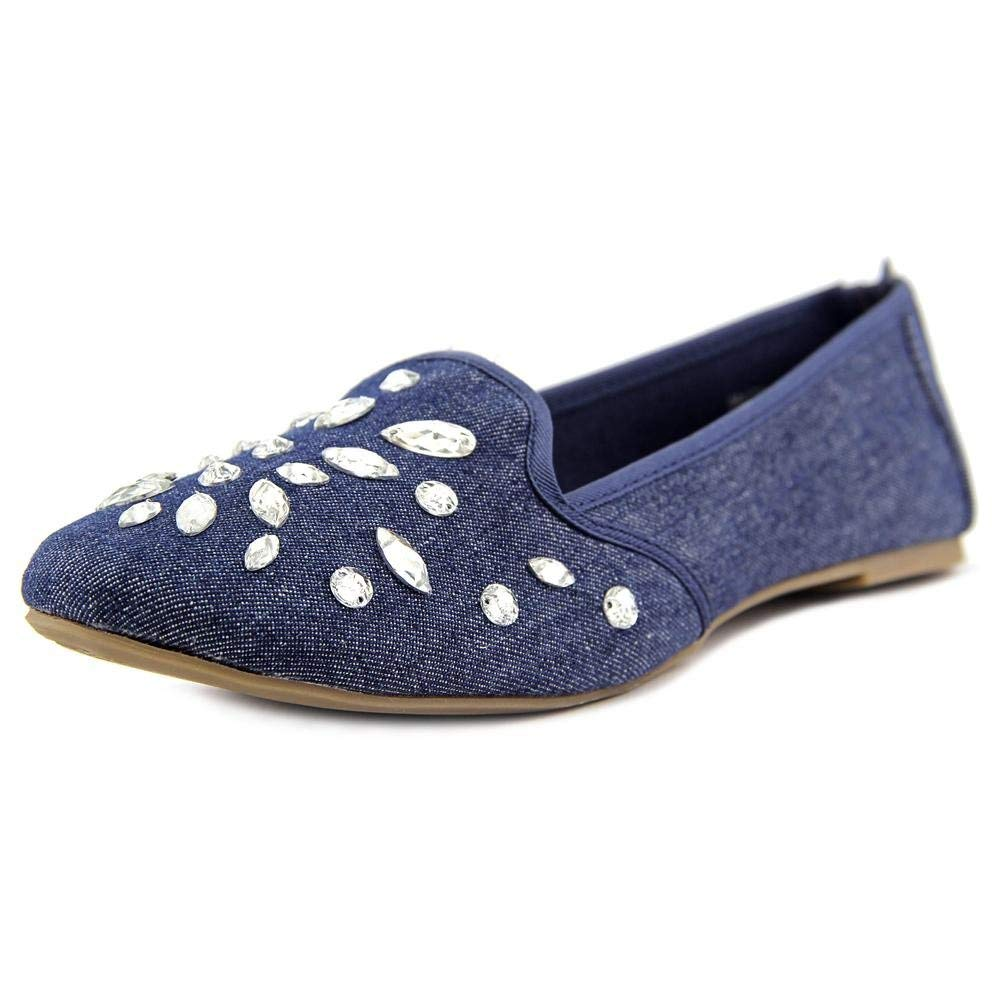 Zigi Soho Womens Sagitta Fabric Closed Toe Loafers