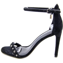 Coach Melrose Women US 8 Black Sandals
