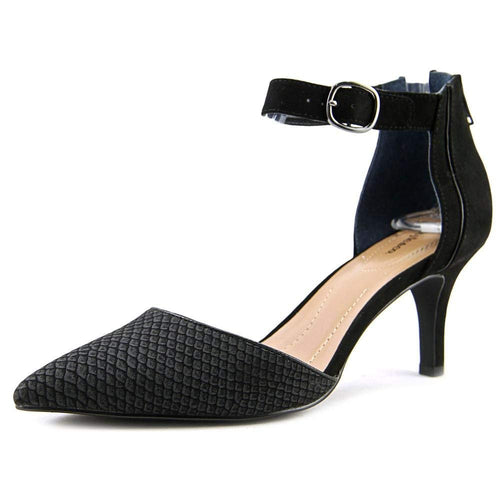 Style & Co. Womens Wyild Closed Toe Ankle Strap D-Orsay Pumps