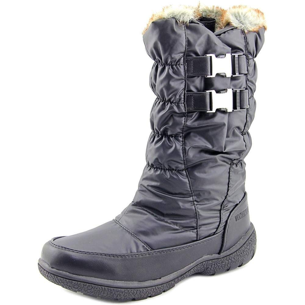 Weatherproof Womens Mikayla Closed Toe Ankle Cold Weather Boots