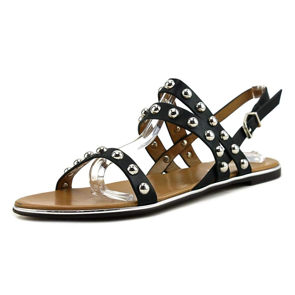 Report Caia Women US 6.5 Black Slingback Sandal