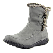Naturalizer Refinery Women Round Toe Canvas Mid Calf Boot