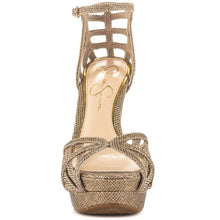 Jessica Simpson Women's Sylla Platform Dress Sandal