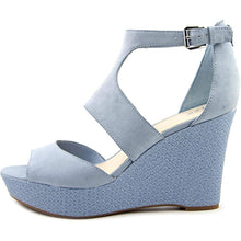 Bar III Sophie Women Open Toe Synthetic Wedge Sandal