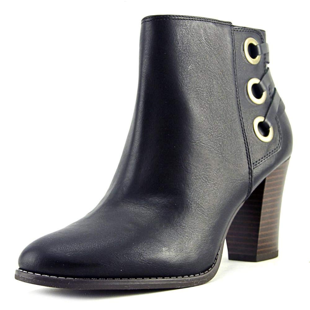 Inc International Concepts Jesaa Women Round Toe Synthetic Black Ankle Boot