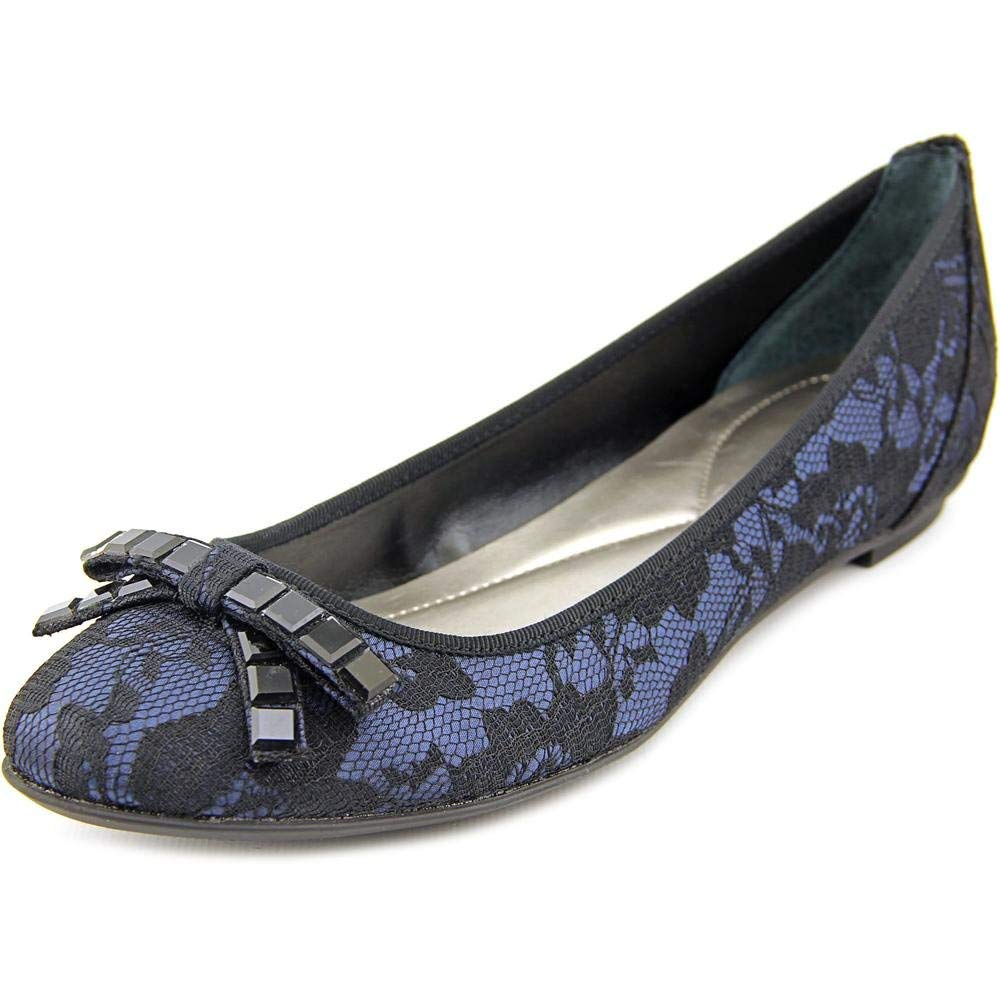 Alfani Juxton Women US 5.5 Black Flats