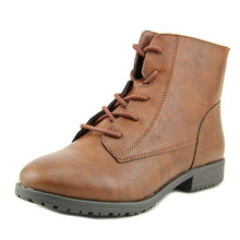 Style & Co Qwinn Women US 9.5 Cognac Ankle Boot
