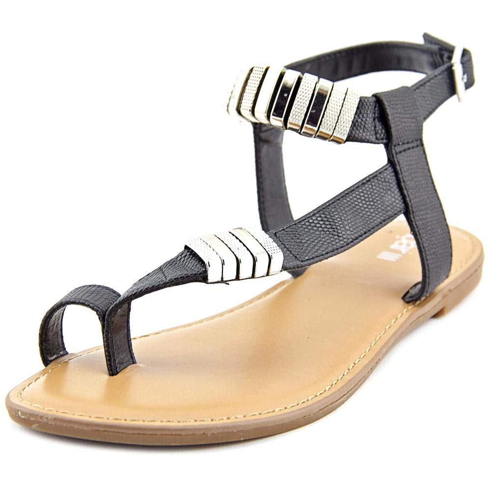 Bar Iii Womens Verna Open Toe Casual Ankle Strap Sandals