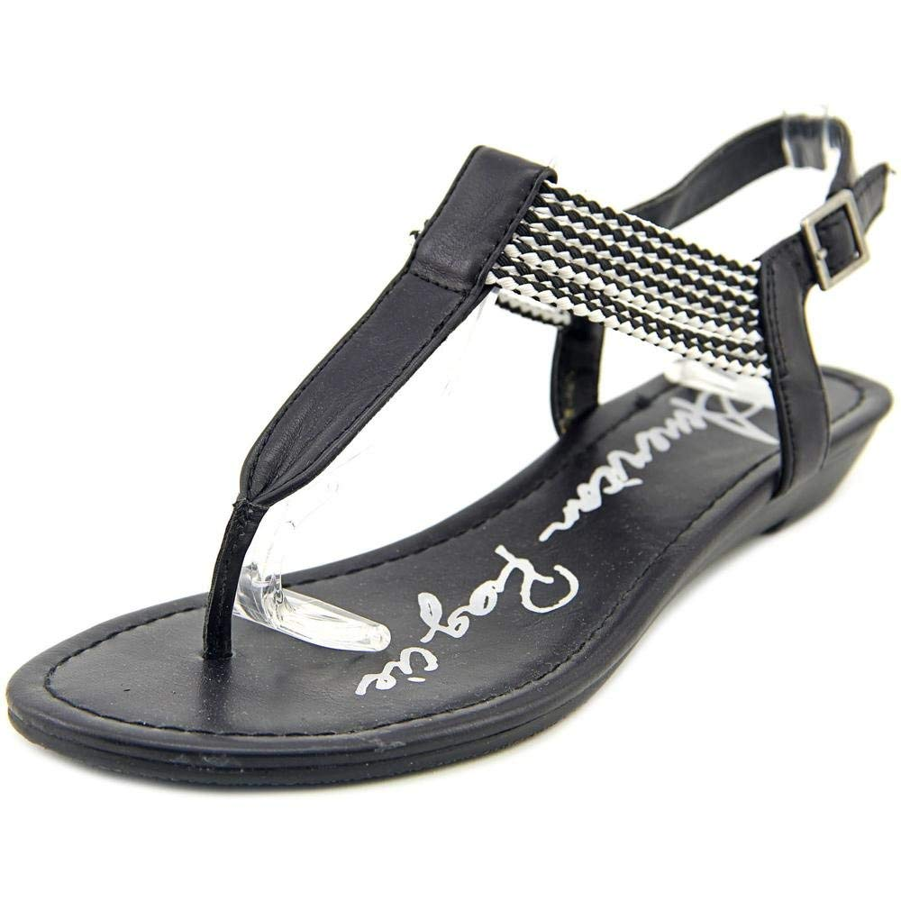 American Rag Womens Piper Split Toe Casual T-Strap Sandals