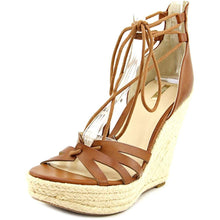 Guess Womens Ollina Wedge Open Toe Casual Platform Sandals