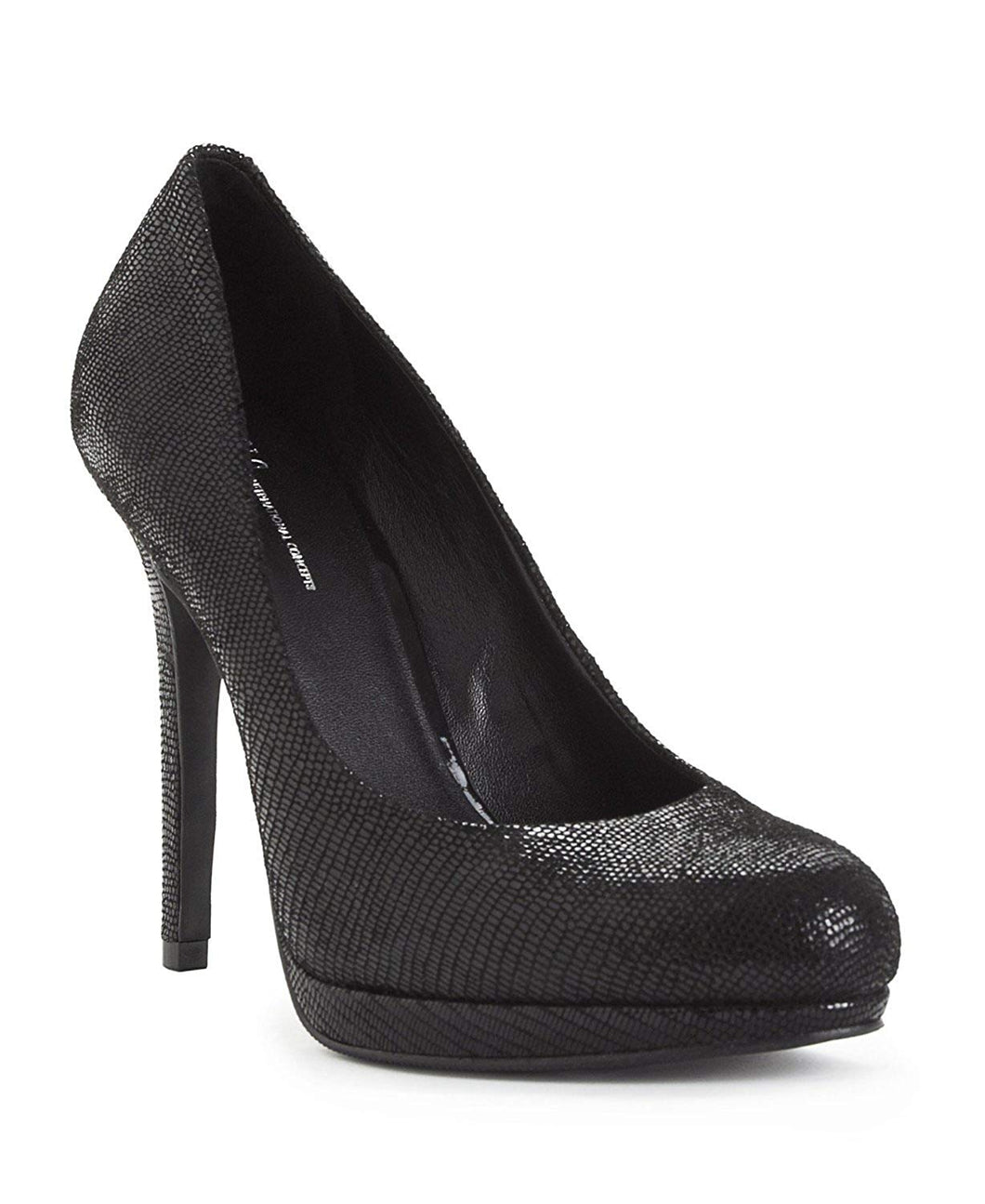 INC International Concepts Louie Women's Pump Shoes (9.5, Black)