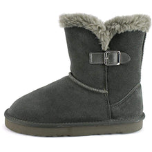 Style & Co. Tiny Women US 5 Gray Winter Boot