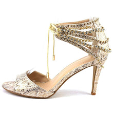 Thalia Sodi Evahly Women US 8 Tan Sandals