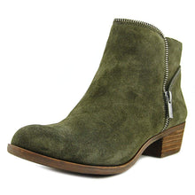 Lucky Brand Boide Women US 5 Green Ankle Boot