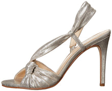 Nine West Women's Ultana Metallic Heeled Sandal