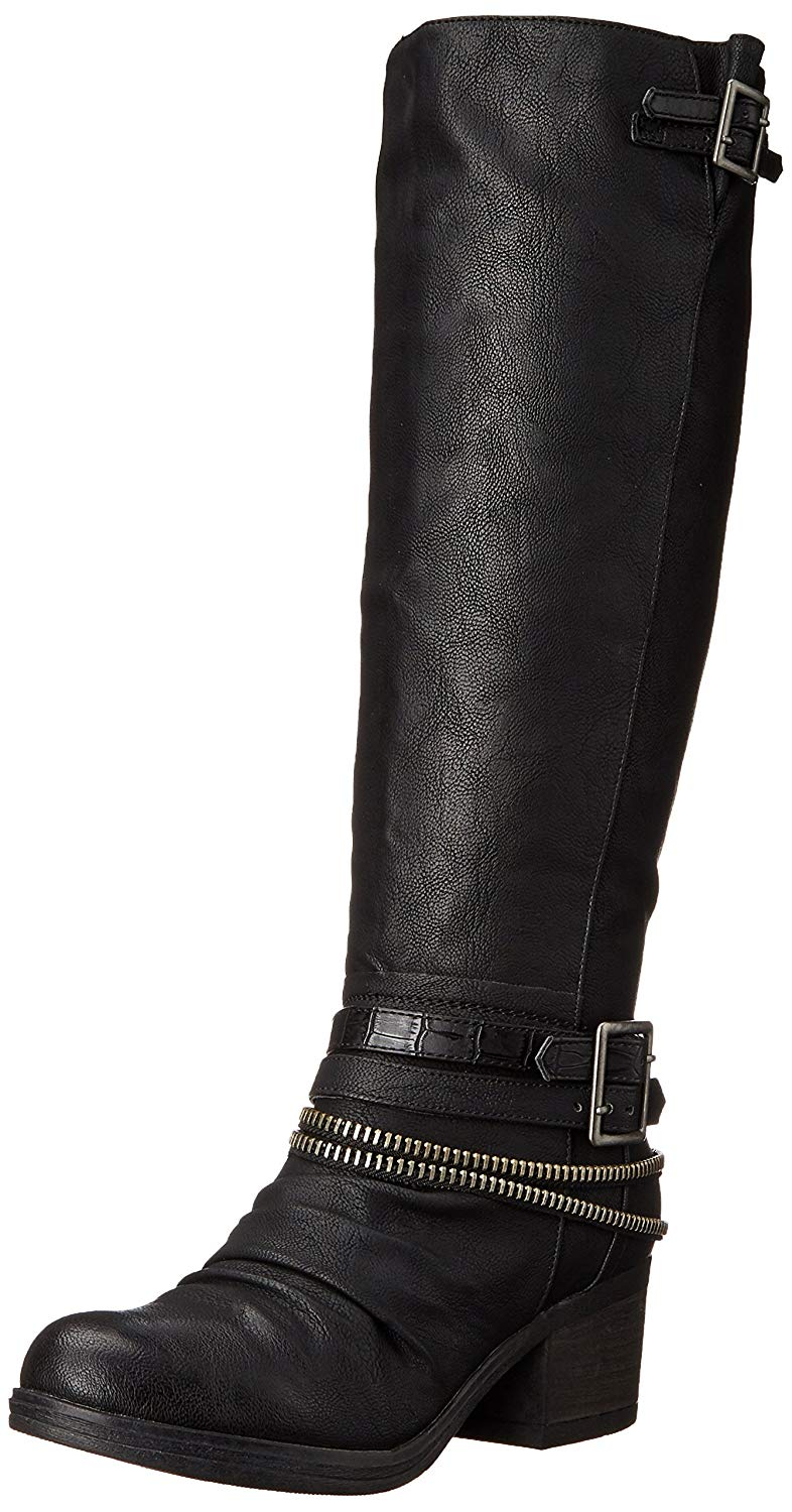 Carlos by Carlos Santana Women's Candace Riding Boot