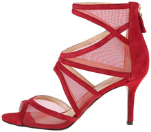 Nine West Women's Gezzica Heeled Sandal