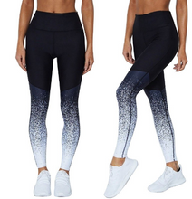 Elastic Fitness seamless high waist leggings